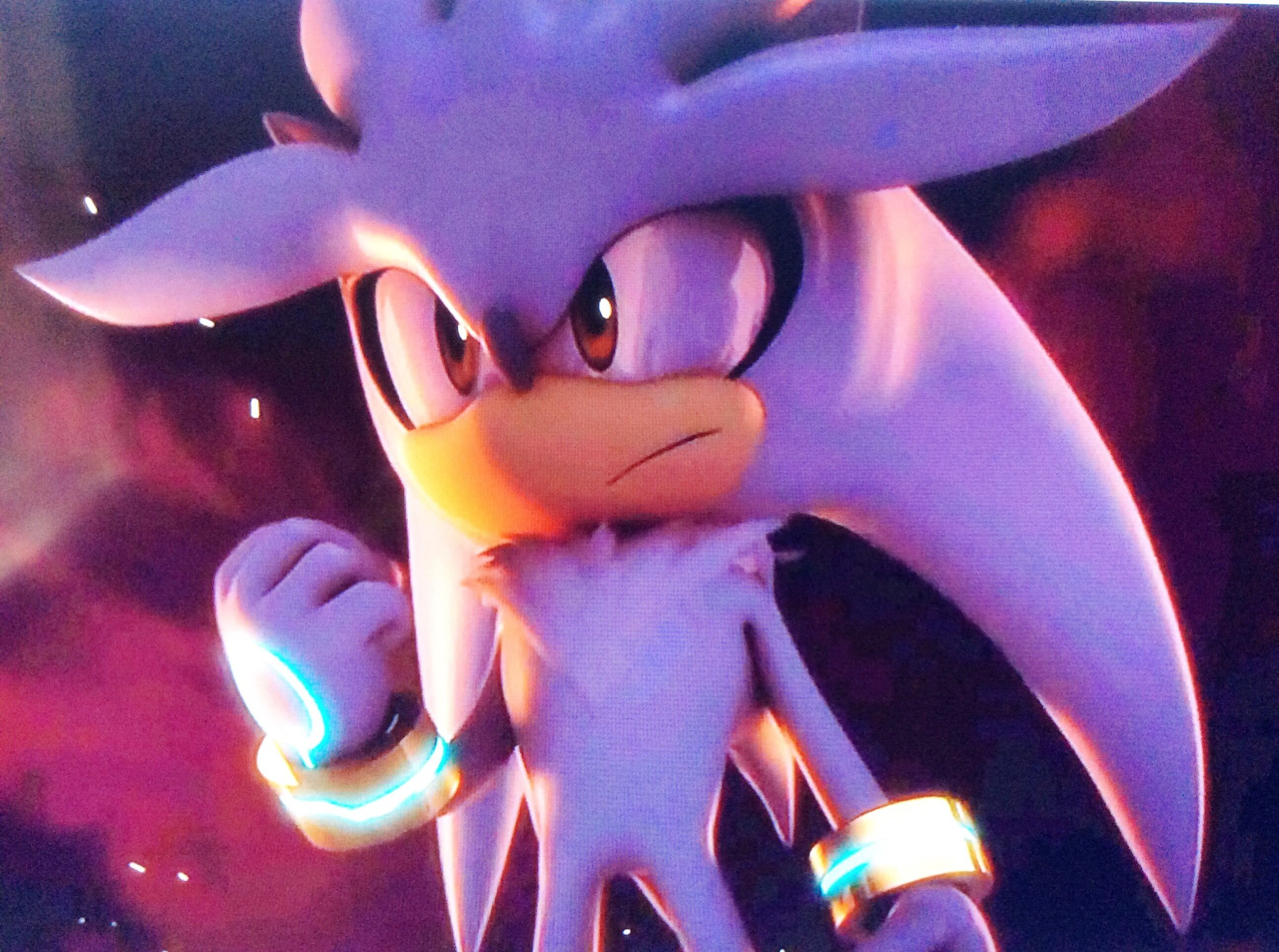 Silver From Sonic 2006