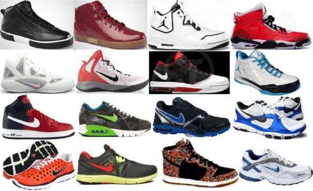 Nike Varios Colores geométrico Zapatos Deportivos para