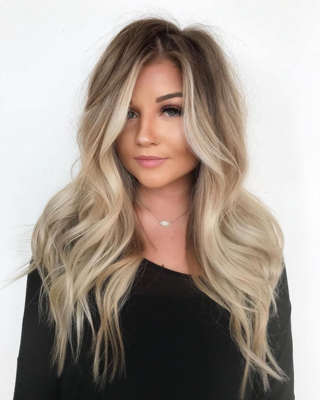 Best Hairstyles And Haircuts For Heart Shaped Faces Hair Styles Long Hair Styles Cool Hair Color