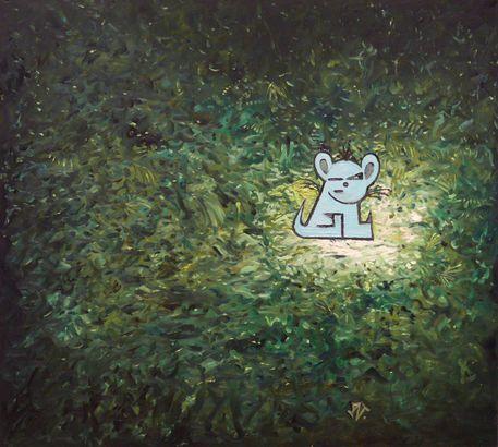 'The Prey' von Nandor Persanyi bei artflakes.com als Poster oder Kunstdruck $19.41