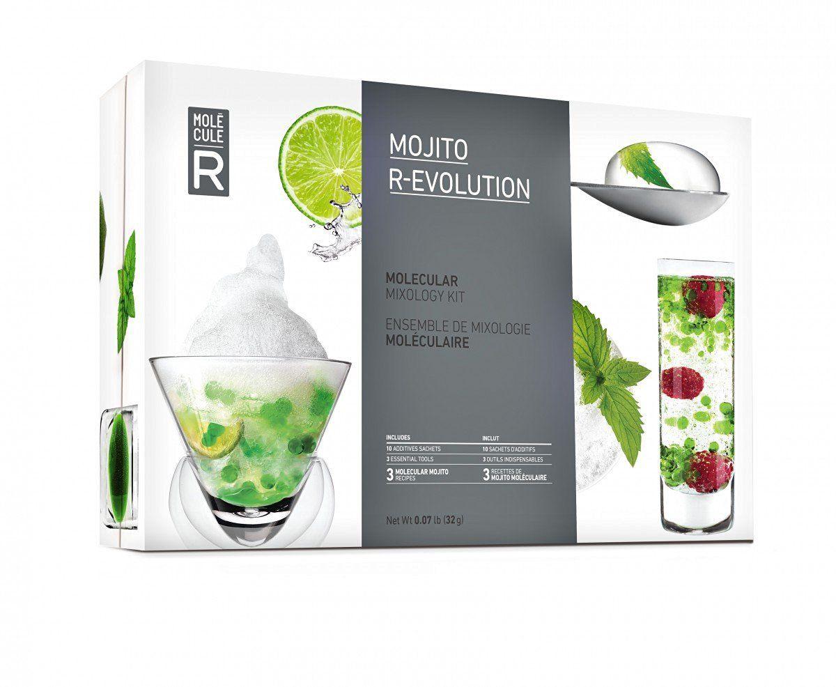 Molekularkuche Mini Cocktail R Evolution Kit Mojito Deutsche Version Mojito Molekulare Kuche Geschenke