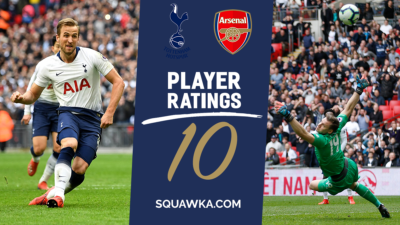 Player Ratings Spurs Seal Draw Thanks To Two 4 10 Arsenal Displays Players Thankful Latest Football News
