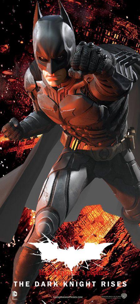 Batman O Cavaleiro Das Trevas Ressurge Dc Comics Batman