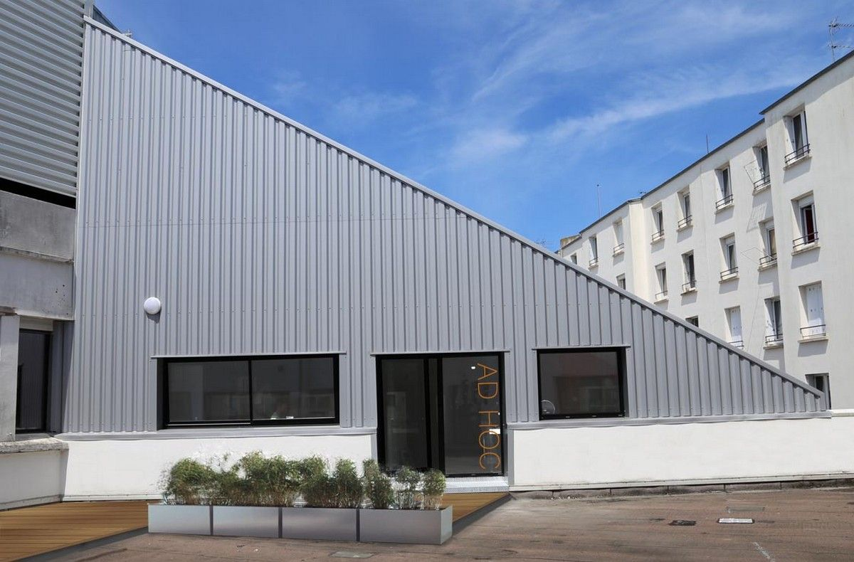 Elegant Agence Architecture Du0027intérieur Ad Hoc Concept à #Brest : 1 Place De  Strasbourg