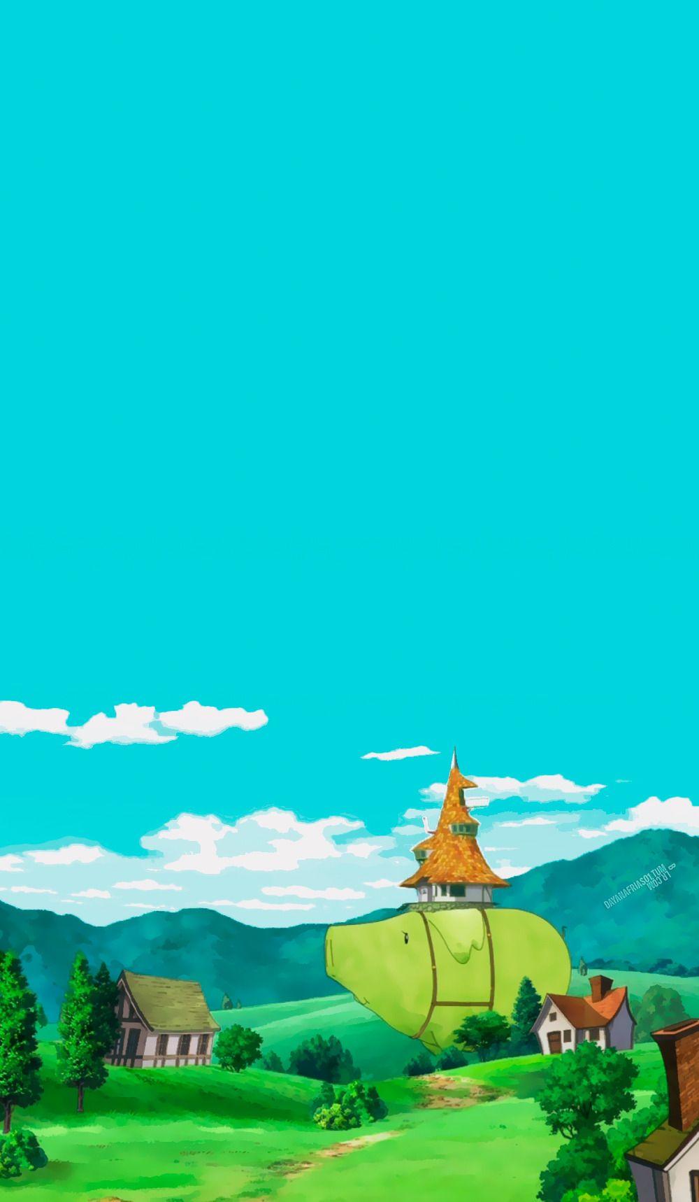 Wallpaper Fairy Tail Tumblr Anime Scenery Anime Scenery Wallpaper Anime Wallpaper