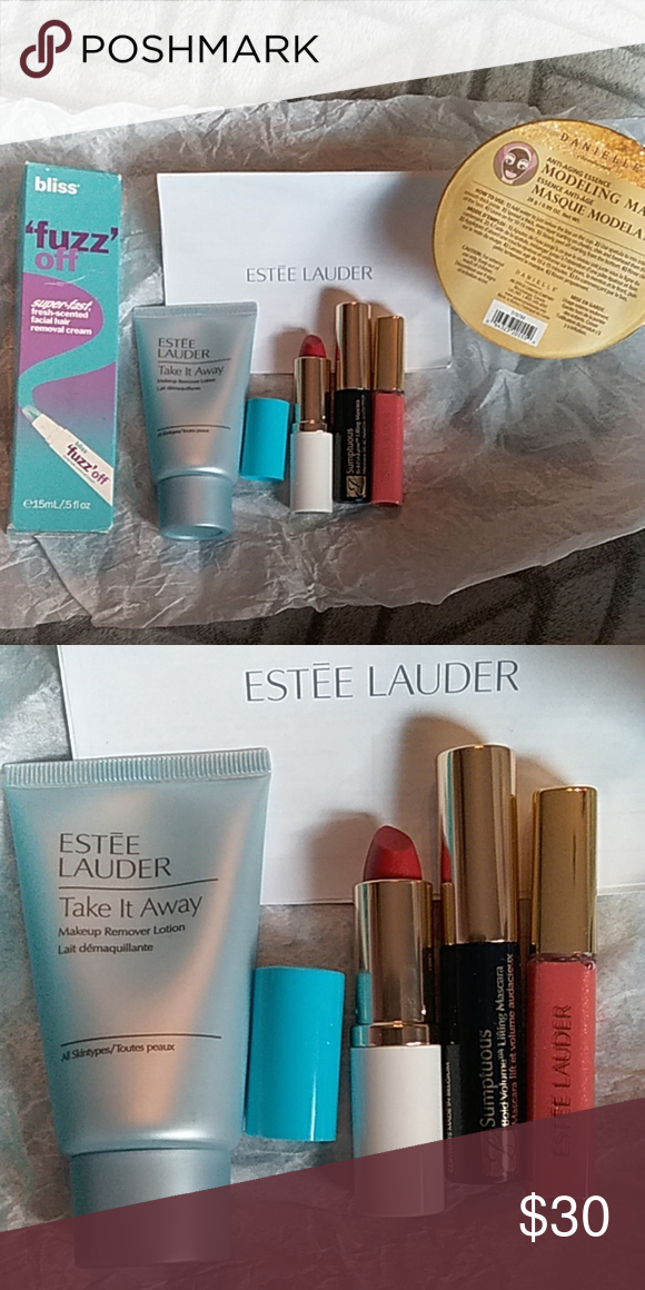 Estēe Lauder travel size make up bundle set Travel size