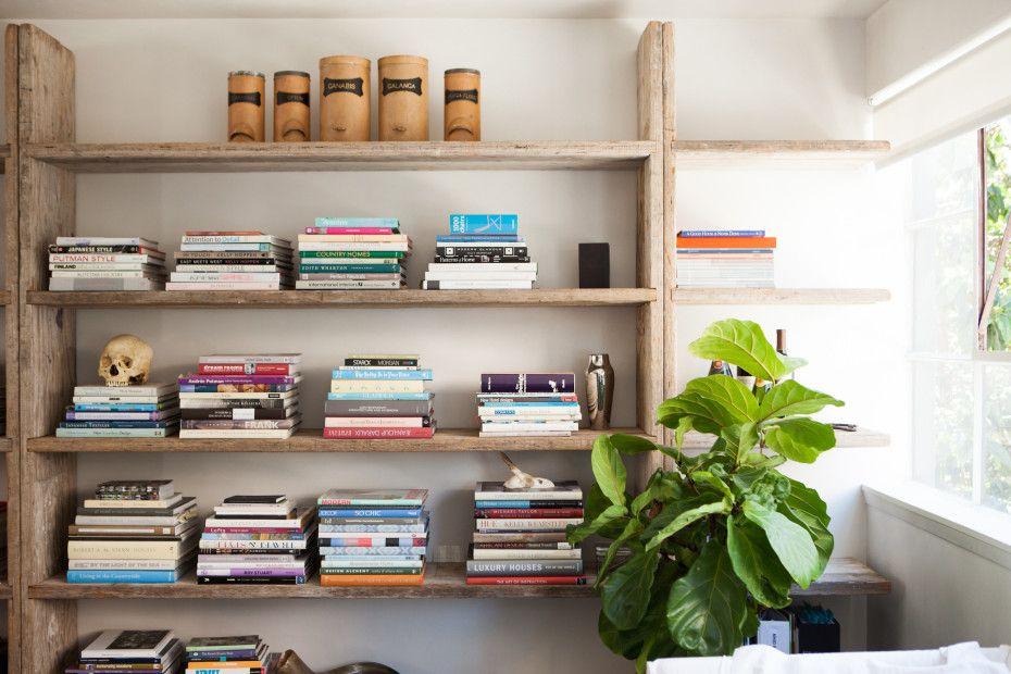 Loving the shelves - Nicole Hollis