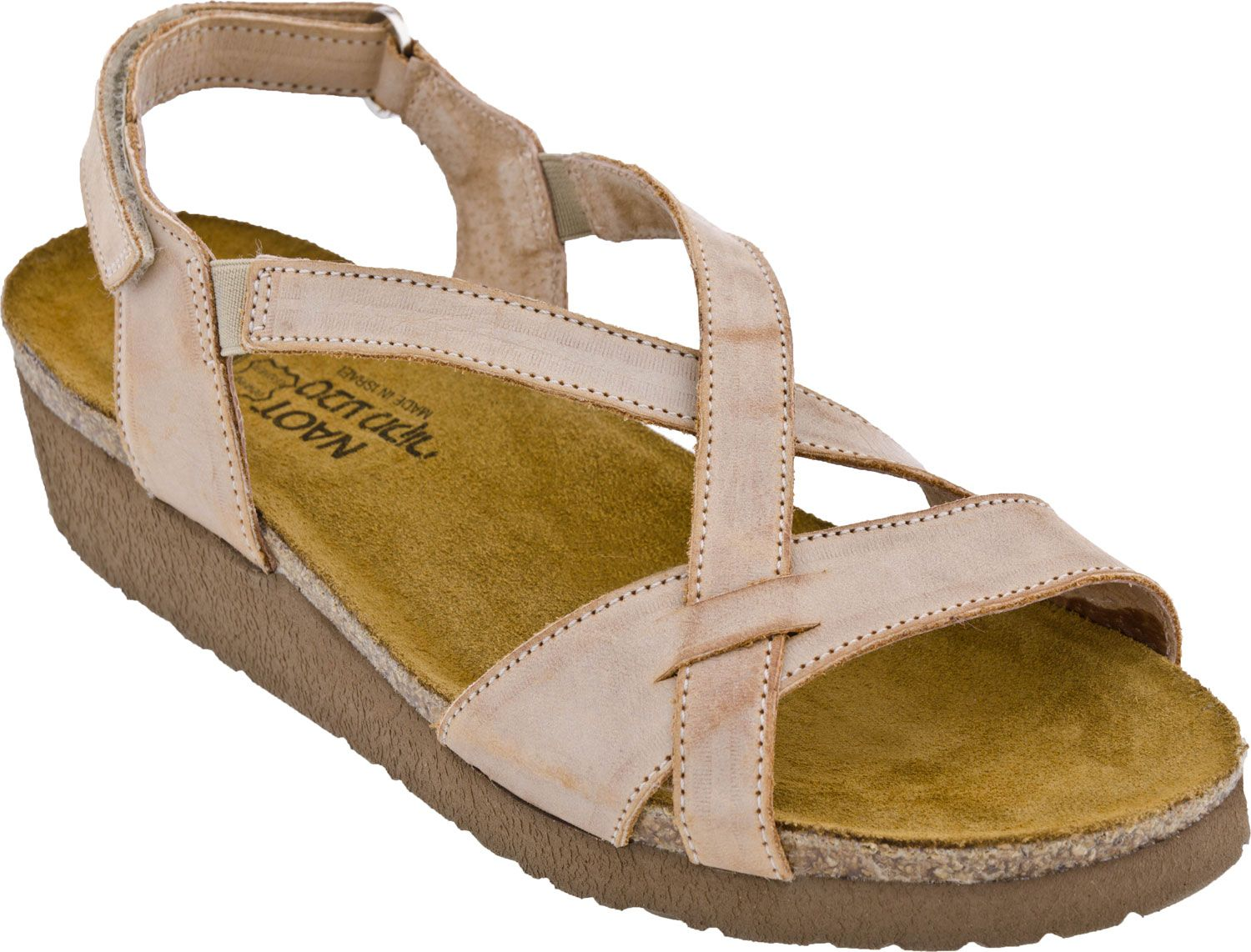 3cd89189eb0f 8. Favorite summer wear Naot Bernice (Biscuit Leather)