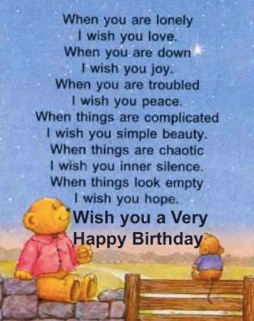 Wish You A Very Happy Birthday Quotes And Wishes For