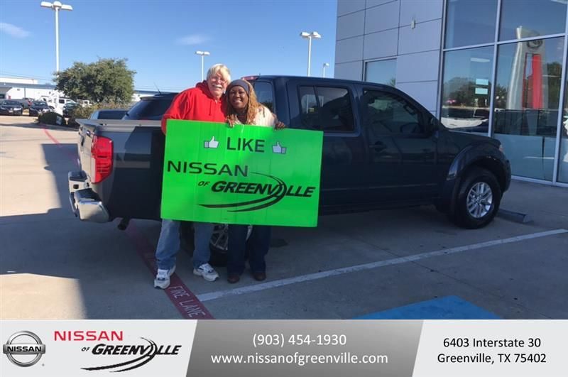 Congratulations Charles On Your #Nissan #Frontier From Queenie Sibley At  Nissan Of Greenville! Https://deliverymaxx.com/DealerReviews.aspx?
