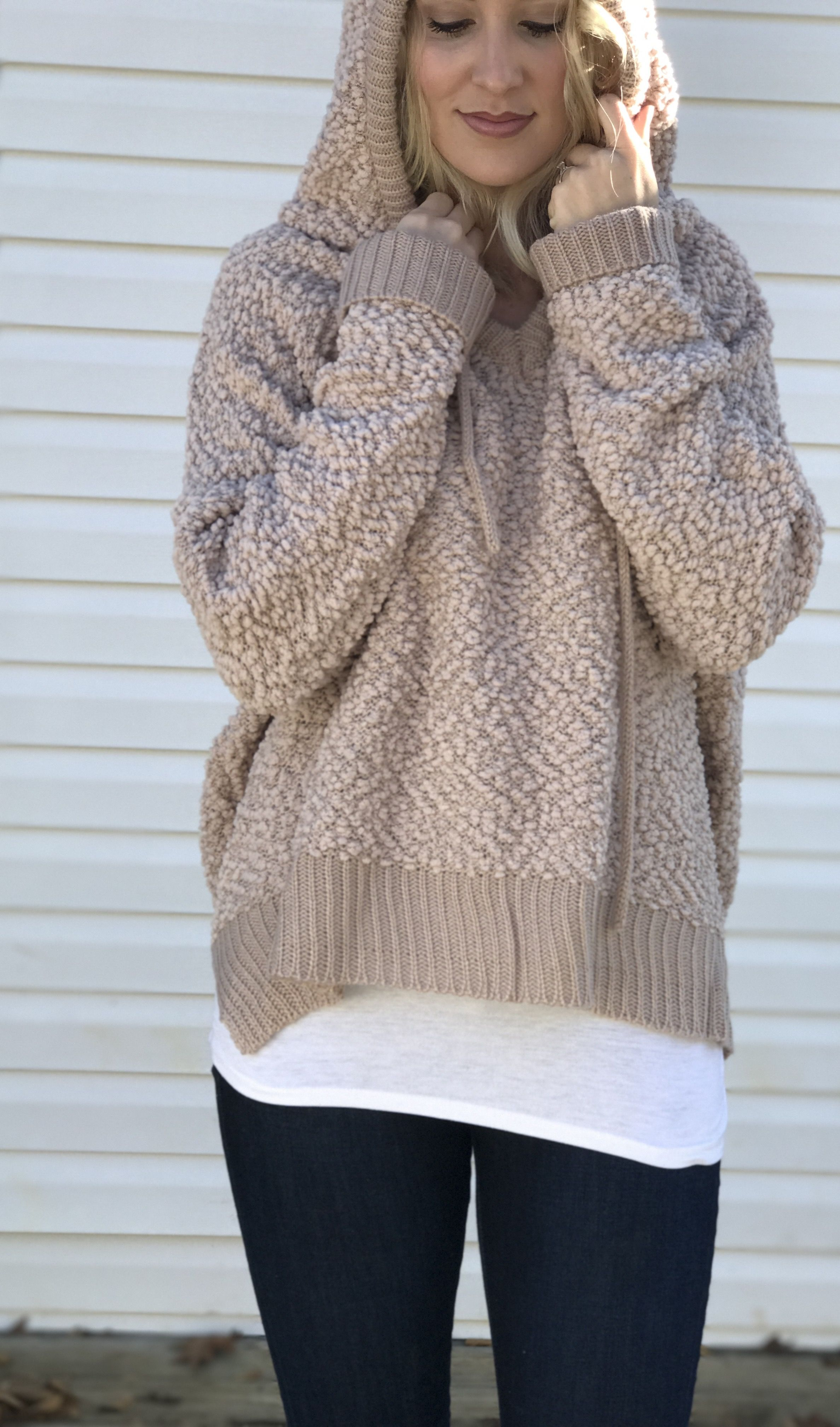 My Favorite Alternative To Patagonia Is This Cute Popcorn Pullover