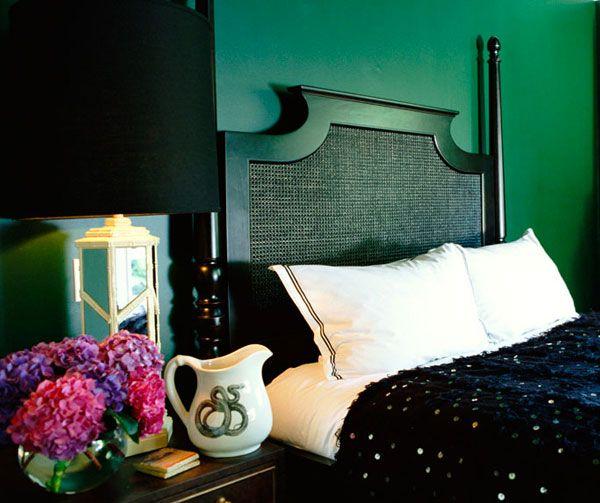 Die Besten 25+ Smaragdgrüne Schlafzimmer Ideen Auf