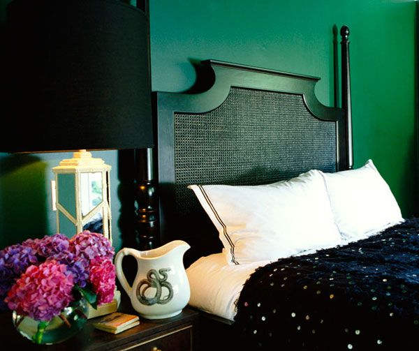 24 Creative Bedroom Wall Decor Ideas: The 25+ Best Emerald Green Bedrooms Ideas On Pinterest