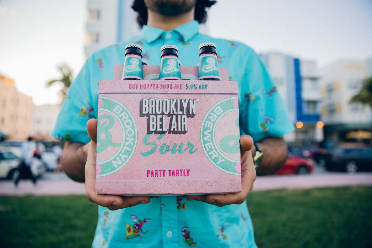 Bel Air Sour Is Here To Stay Brooklyn Brewery Brooklyn