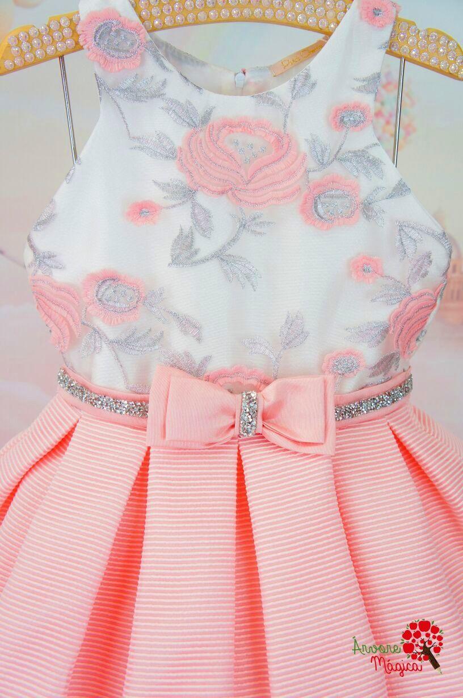 Pin de Edel Guillermo en moda niñas | Pinterest | Vestiditos ...