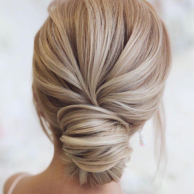 60 Schone Niedrige Dutt Frisur Hochzeit Fur Jede Braut In 2020 Hochsteckfrisuren Kurze Haare Frisur Hochgesteckt Hochsteckfrisur