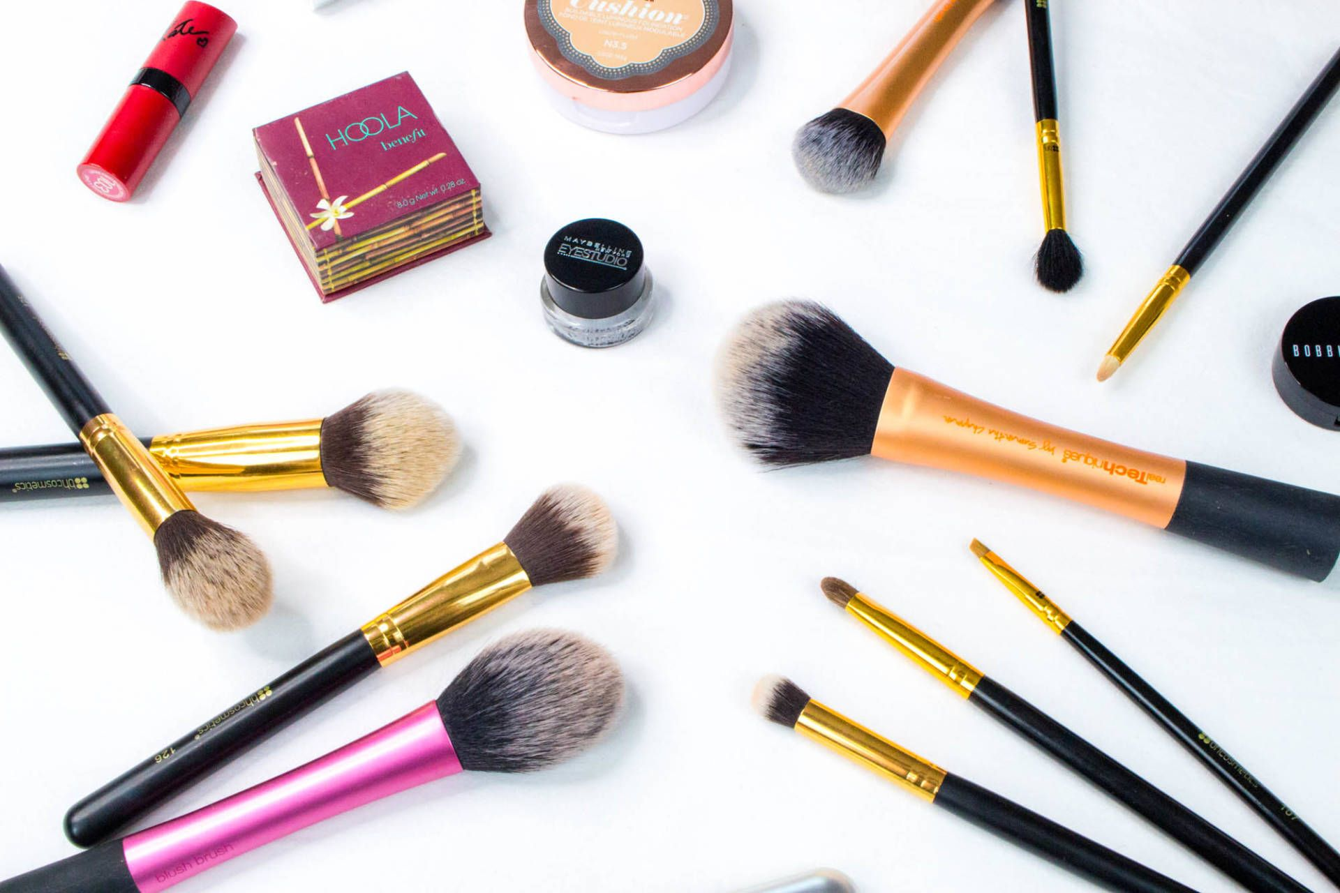 Affordable Makeup Brushes to Build Your Collection