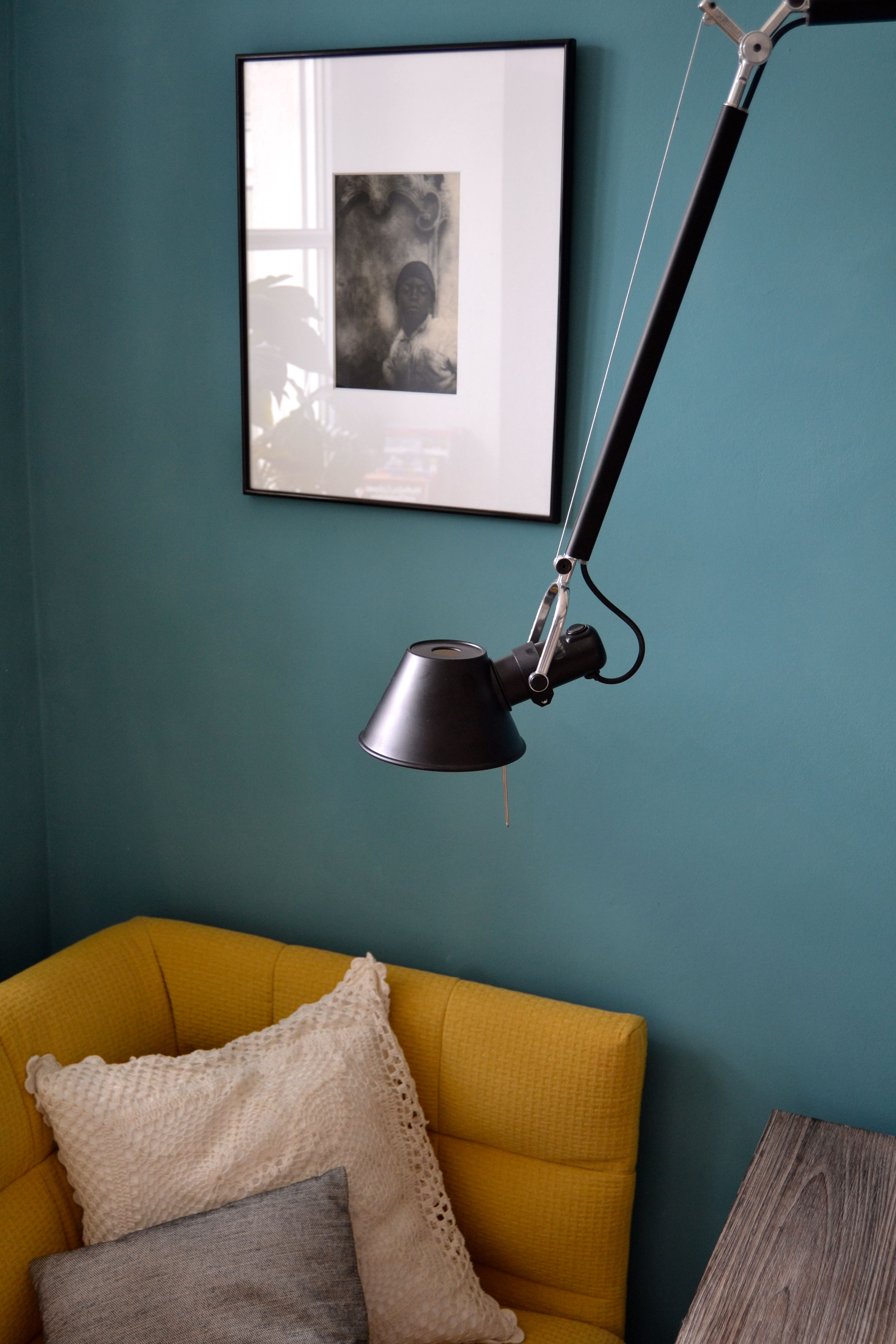 Kitchen-Corner Bolia - Aura in wave, yellow Artemide - Tolemeo in ...