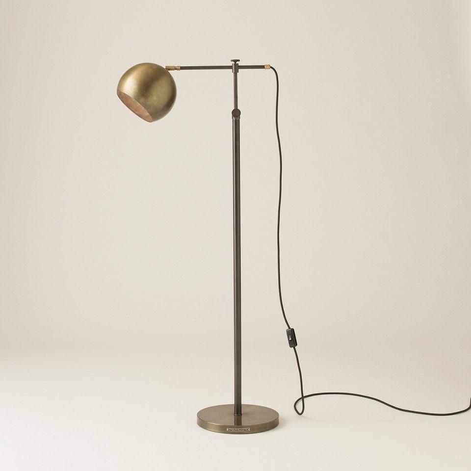 Miles Floor Lamp Table Floor Lamps Lighting Floor Lamp