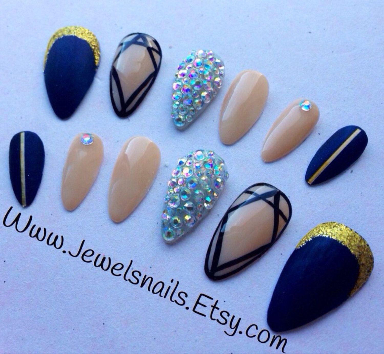 press on nail design display case - Google Search   nails ...