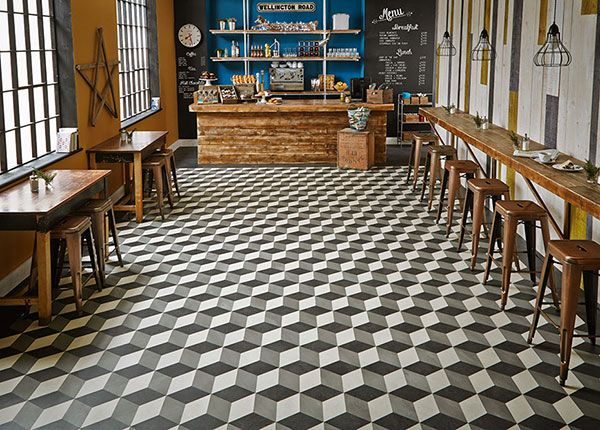 Karndean Launches Custom Collection Kaleidoscope Products Floor