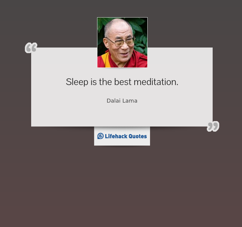 Quote of the Day: What is the Best Meditation? | Best ...