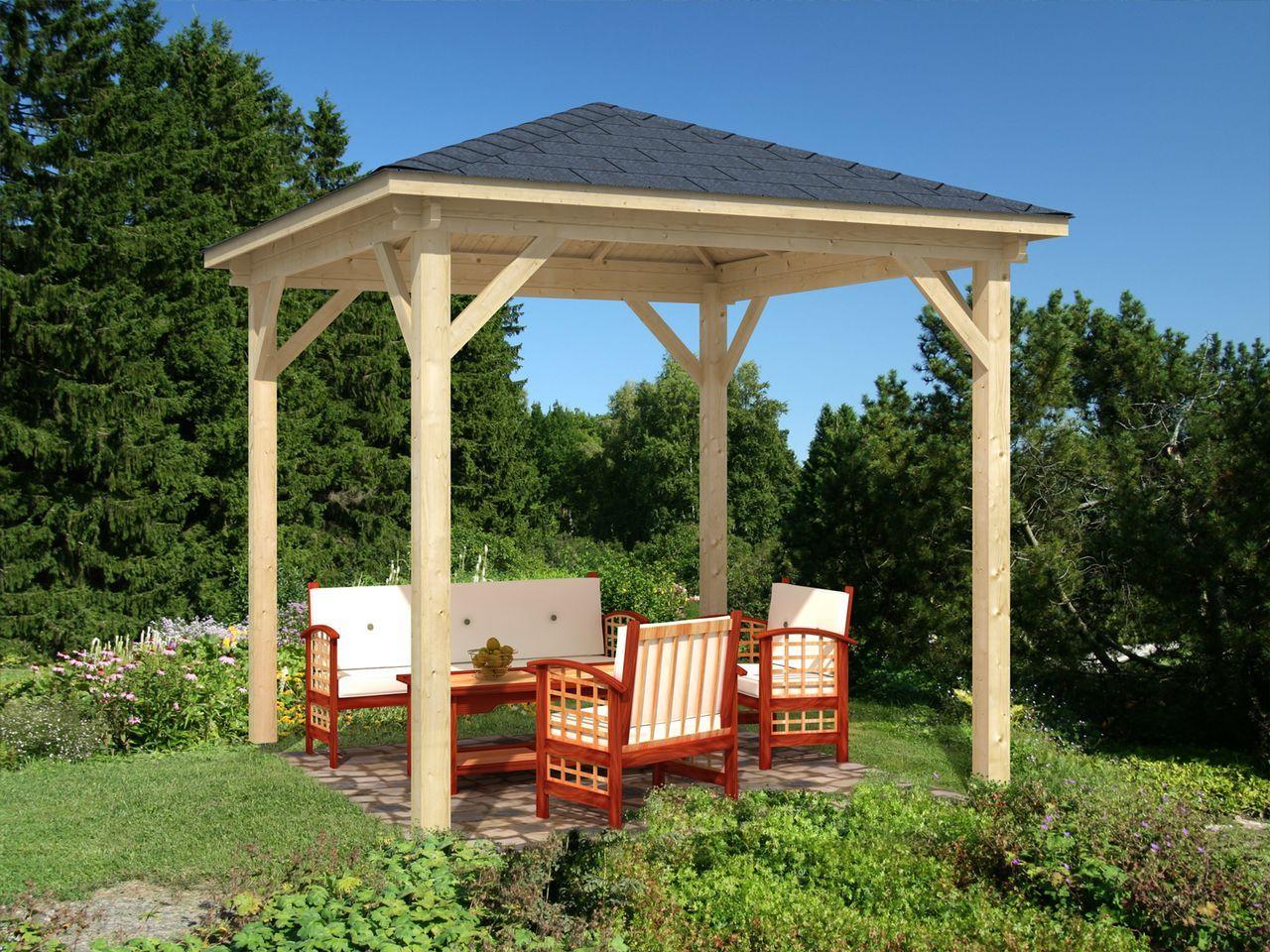 Awesome Gartenpavillon Selber Bauen Photos - Ideas & Design ...