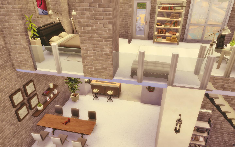 House 07 The Sims 4 Sims 4 Sims Sims 4 Sims House