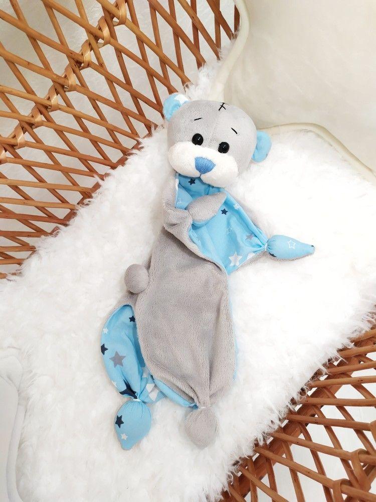 Baby toy comforter