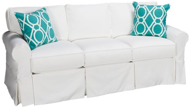Four Seasons   Alexandria   Sofa With Slipcover   Sofas For Sale In MA, NH