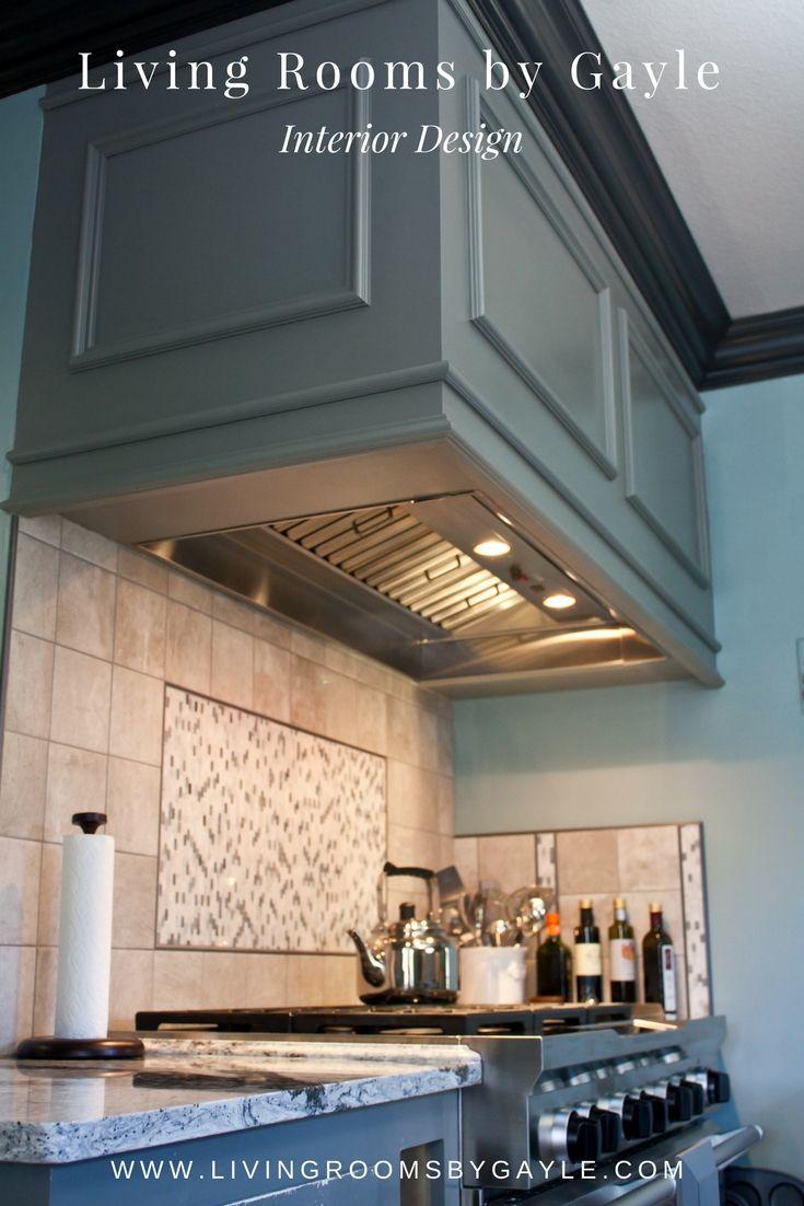 Custom vent hood kitchens galore pinterest studio living vent
