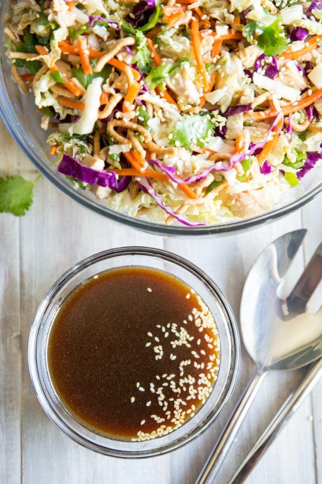 Das beste asiatische Salatdressing-Rezept   – Dressing/ Spices