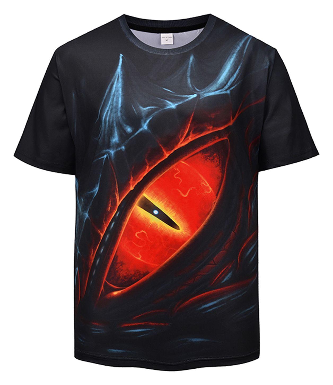 Pizoff Originality 3d Digital Printing T Shirt Y1824 52 T Shirt