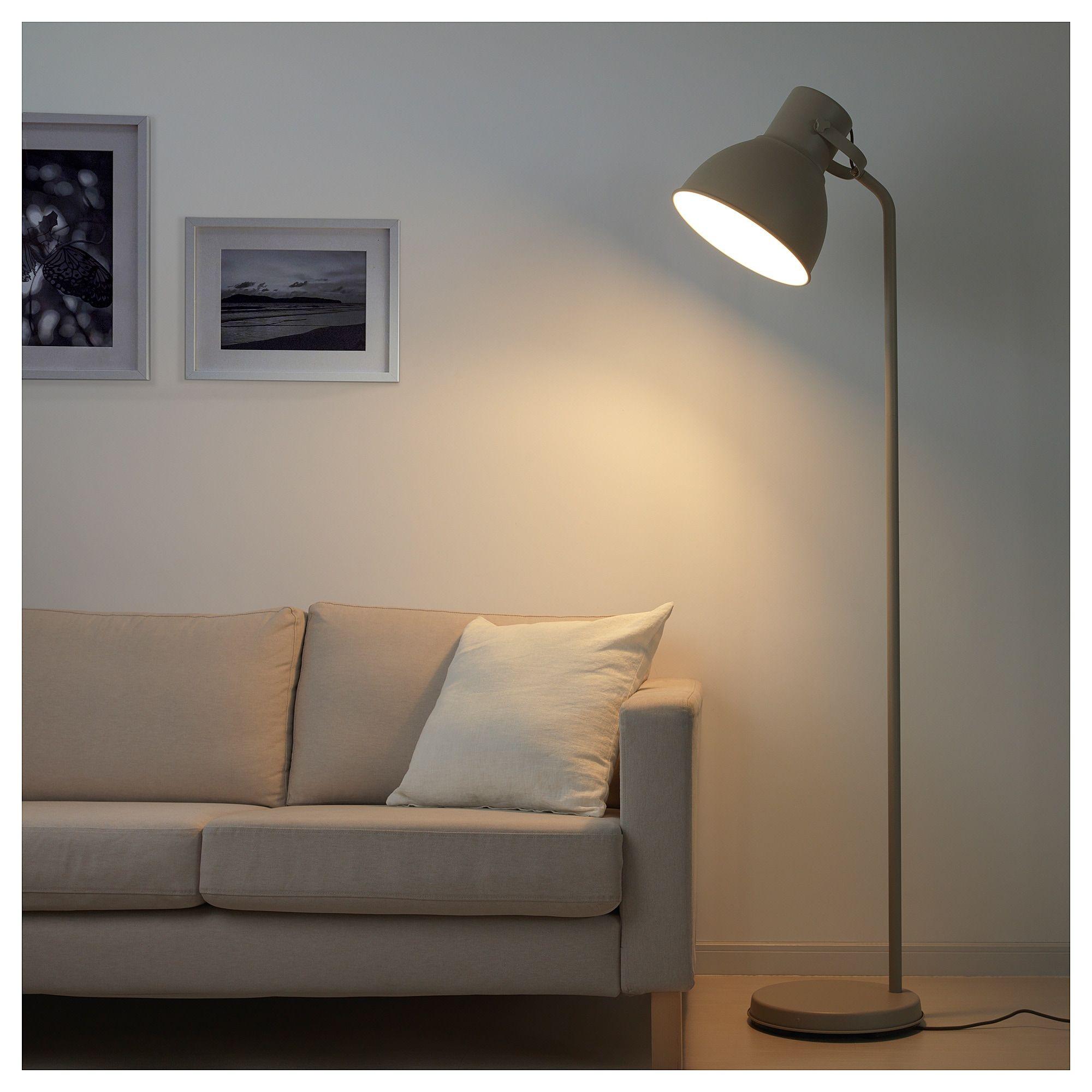 Hektar Lampadaire Beige Lampe Sur Pied Lampadaire Lampes Salon