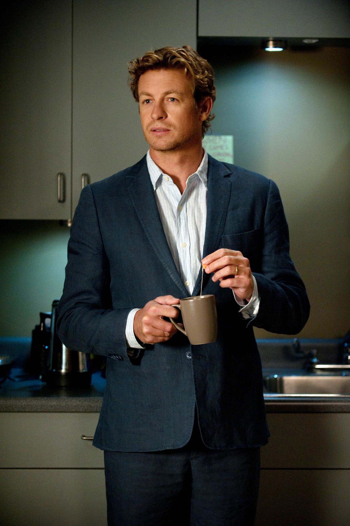 """Simon Baker in The Mentalist from """"Red Dawn"""""""