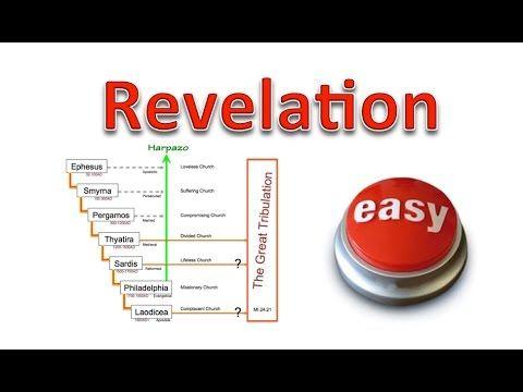 Revelation Made Easy Youtube With Images Revelations
