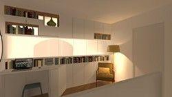 la maison france 5 changer cr er une mezzanine. Black Bedroom Furniture Sets. Home Design Ideas