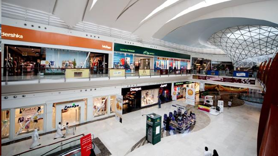 Shopping In The Mall Of Arabia Jeddah New Homes Jeddah Mall