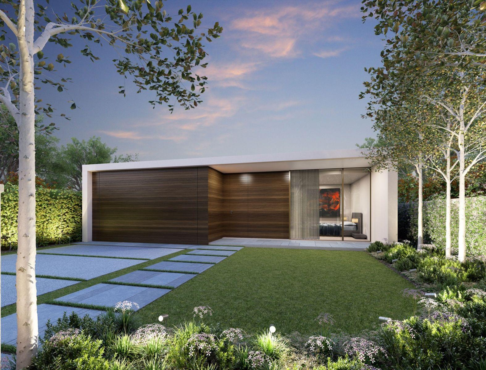 Single Storey Designs Modern House Facades Facade