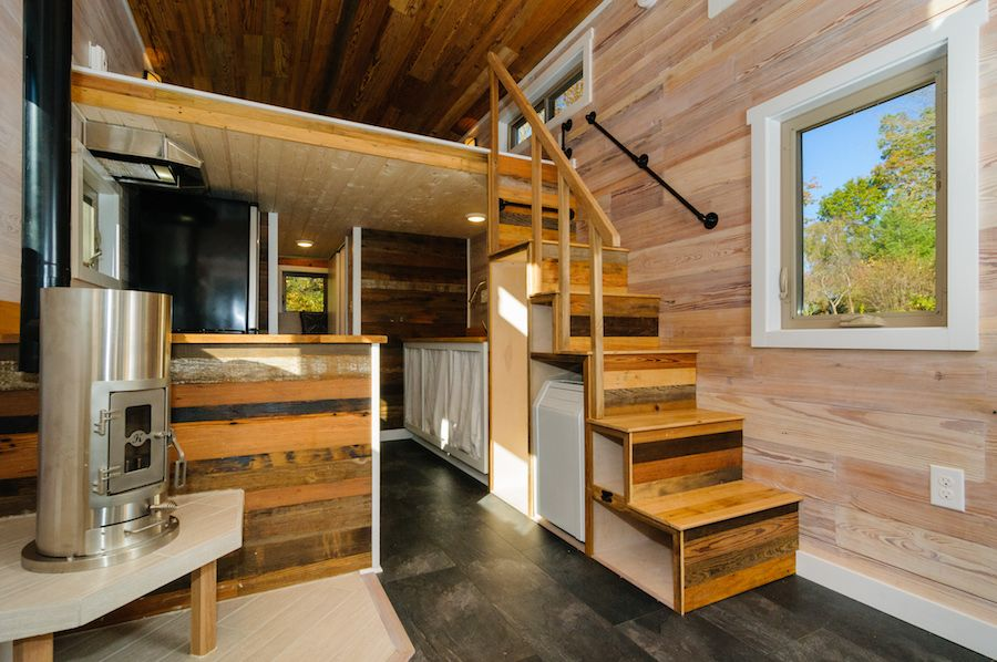 Tiny Home Designs: Small House Interior Design