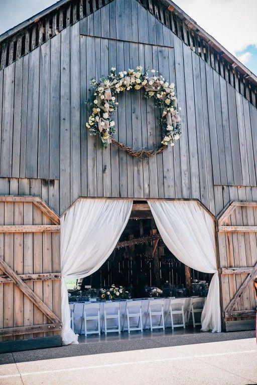 The Barn at Cedar Grove is a rustic Kentucky barn venue ...
