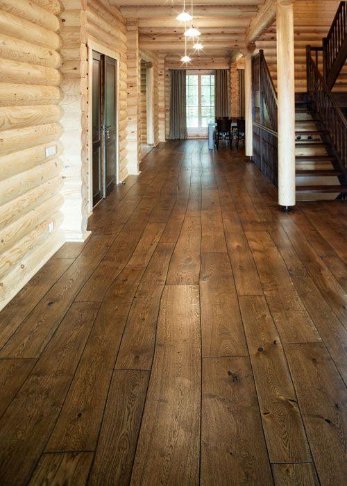 Dielenboden riemenboden schiffboden Industrial Pinterest - gemutliches zuhause dielenboden