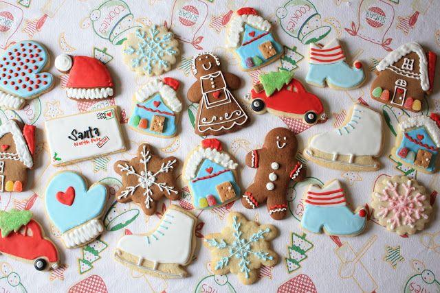 How Wonderful Homemade Christmas Cookies Festive Cookies Christmas Facebook Cover Christmas Cookies
