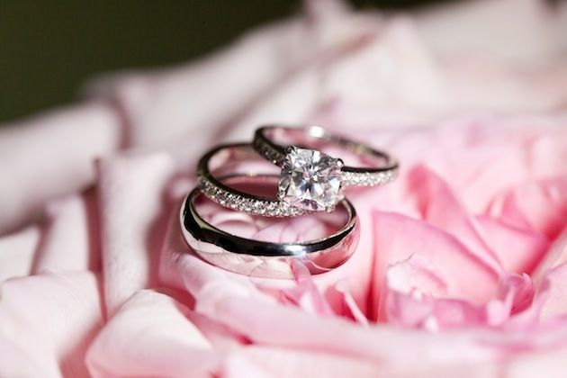 lovely wedding rings photograph by jay lawrence goldman - Wedding Ring Sets For Bride And Groom