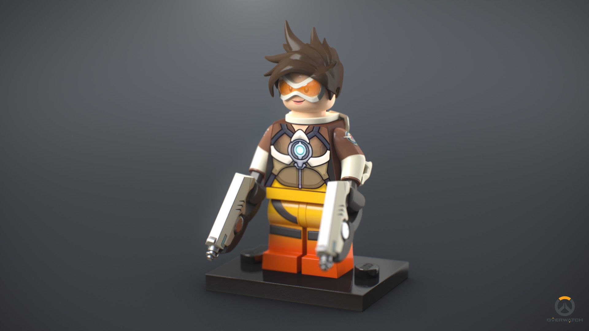 Overwatch terá linha de brinquedos LEGO