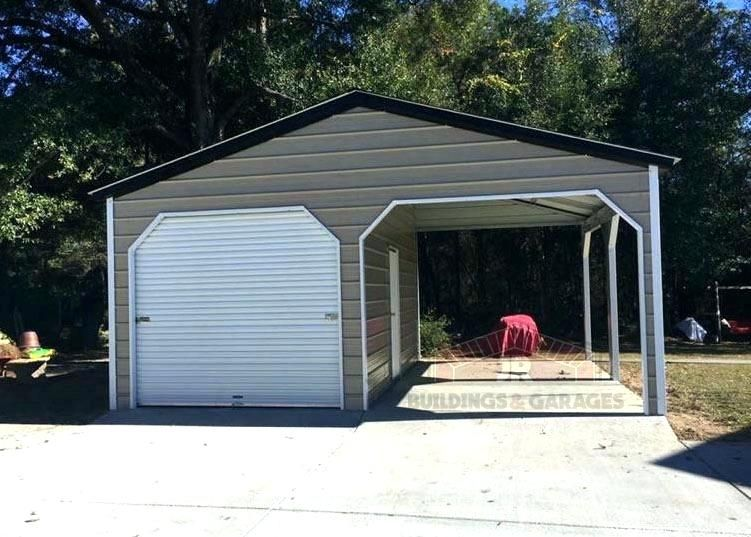 Carport With Storage Shed Carport Storage Bag Combo Free Carport With Storage Plans Carports Shed Rv Carport With Storage Shed Carpo Carport Sheds Shed Carport
