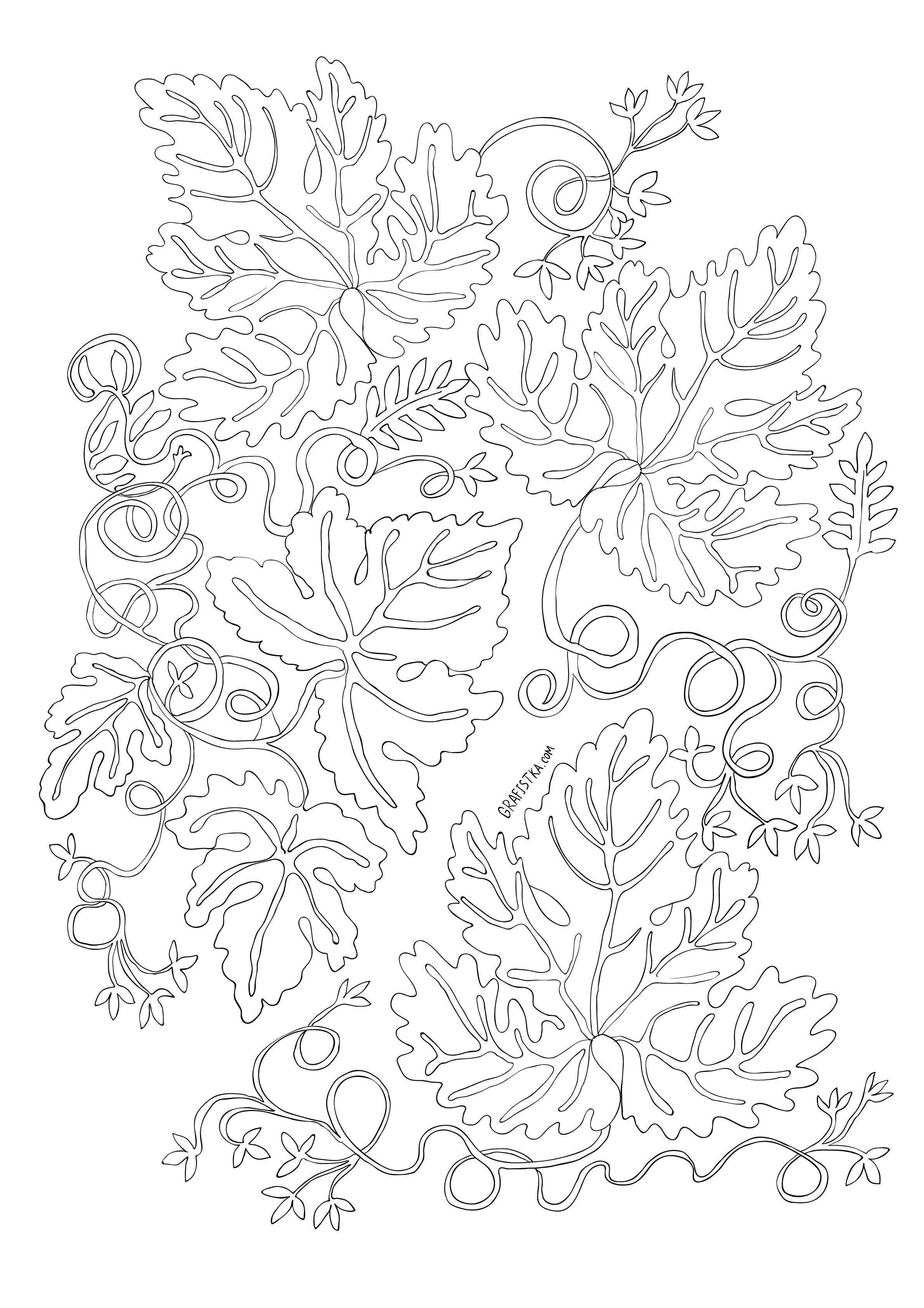 Раскраска для взрослых - секретный сад | Sanat, Çizim, Nakış