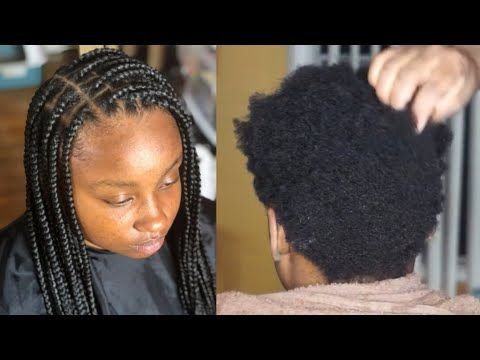 All About Knotless Box Braids Vs Box Braids From What They
