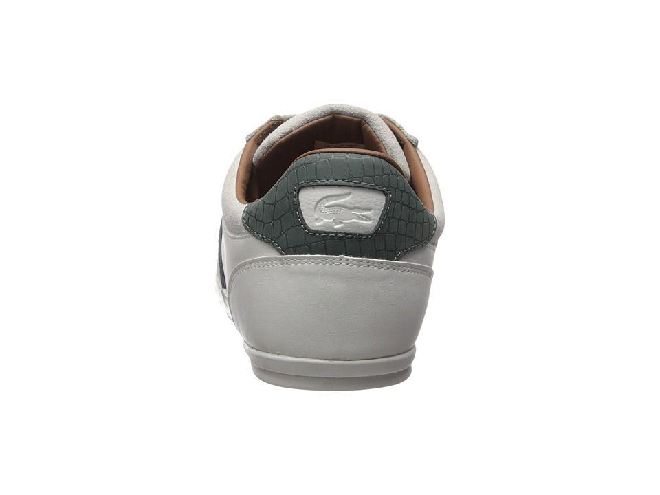 f8c7dad989d83 Lacoste Chaymon 417 1 Cam Men s Shoes Off-White Green