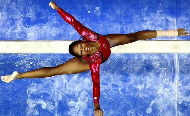 Gabby douglas olympic pictures first